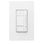 On-Q® - Digital Audio Amplified Keypad, White