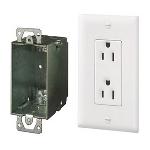On-Q® - Surge Protected Duplex Power Kit