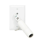 On-Q® - Black and White Bullet Camera