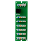 On-Q® - 1x6 Telephone Board with RJ31X (for MDU enclosure)
