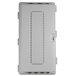"On-Q® - 30"" Plastic Enclosure with Hinged Door"