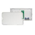 "On-Q® - 8"" MDU Enclosure Kit (enclosure, cover, 6 way phone, 4 way video)"