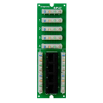 On-Q® - Combo Phone and Cat 5e Data Board (4 phone, 4 data, for MDU enclosure)
