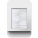 On-Q® - In-Wall Cable Access Port, White