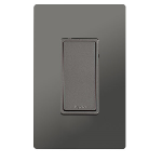 On-Q® - In-Wall 1500W RF Switch, Nickel