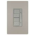 On-Q® - In-Wall RF Scene Controller, Nickel
