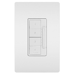 On-Q® - In-Wall RF Scene Controller, White