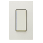 On-Q® - In-Wall Remote RF Switch, Light Almond