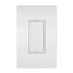 On-Q® - In-Wall Remote RF Switch, White