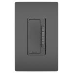 On-Q® - 4-Button Digital Timer, Black