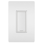 On-Q® - Full Night Light with Adjustable Light Levels, White