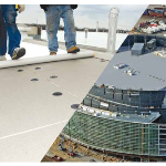 Johns Manville Roofing Systems - JM PVC FB - with DuPont™ Elvaloy KEE polymer - PVC Roofing Systems