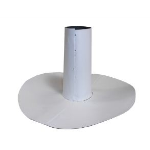 Johns Manville Roofing Systems - JM TPO Round Split Pipe Boot - TPO Roofing Systems