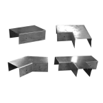 Earthcore - Clips for Modular Kitchen Panels