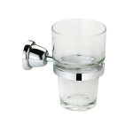 Artos - Westover - C-03BN · Glass Tumbler - Brushed Nickel
