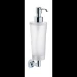 Artos - Westover - S-16BN · Soap Dispenser and Holder - Brushed Nickel