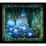 Stained Glass Inc. - Bathroom Applications - Stained Glass Window Inserts