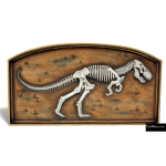 The 4 Kids - Art - Playgrounds - Framed T-Rex Skeleton