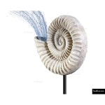 The 4 Kids - Art - Playgrounds - Nautilus Shell