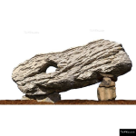 The 4 Kids - Balancing - Play Structures - Hermit Rock Climber