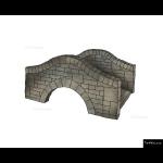 The 4 Kids - Balancing - Play Structures - Stone Garden Bridge