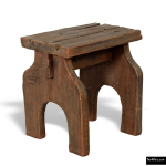 The 4 Kids - Furniture - Playgrounds - Pirate Stool