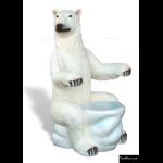 The 4 Kids - Furniture - Playgrounds - Polar Bear Chair