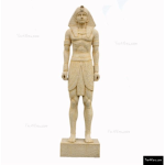 The 4 Kids - Play Sculptures - Stone Egyptian Guard