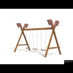 The 4 Kids - Swings - Playgrounds - Viking Swing Set