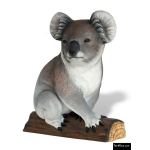 The 4 Kids - Climbers - Play Structures - Koala Sculpture