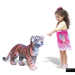 The 4 Kids - Climbers - Play Structures - Tiger Cub Standing