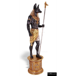 The 4 Kids - Play Sculptures - Anubis Sculpture