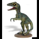 The 4 Kids - Play Sculptures - Baby Deinonychus