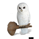The 4 Kids - Play Sculptures - Perched Owl Sculpture