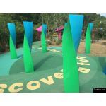 The 4 Kids - Art - Playgrounds - Twisted Towers