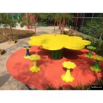 The 4 Kids - Furniture - Playgrounds - Flower Table and Stools