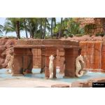 The 4 Kids - Play Sculptures - Seahorse Water Fountain