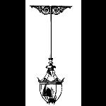 Historical Bronze Works - HBW-LF05 Light Fixtures