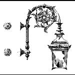 Historical Bronze Works - HBW-LF28 Light Fixtures