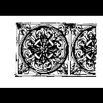 Historical Bronze Works - HBW-RAIL01 Railings