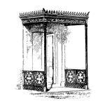 Historical Bronze Works - HBW-C03 Canopies