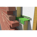 SMARTci - Brick on Stud Wall