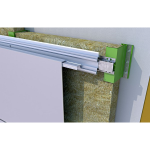 SMARTci - Composite Wall Panels-Clip&Hat on Studs