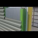 SMARTci - Concealed Fastener Metal Panels on Studs