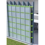 SMARTci - SMARTci 3 in 1 Insulation System Over Open Stud Framing