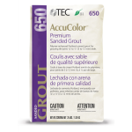 TEC® - AccuColor® Premium Sanded Grout