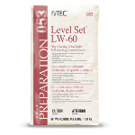 TEC® - Level Set® LW-60, Ultra-Lightweight Self-Leveling Underlayment