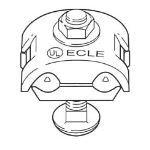 East Coast Lightning Equipment, Inc. - BF100B, Bronze Round-Round