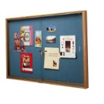 Claridge Products - 310 Bulletin Board Cabinet