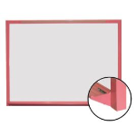 Claridge Products - Series 185 - Markerboard, Chalkboard, Tackboard